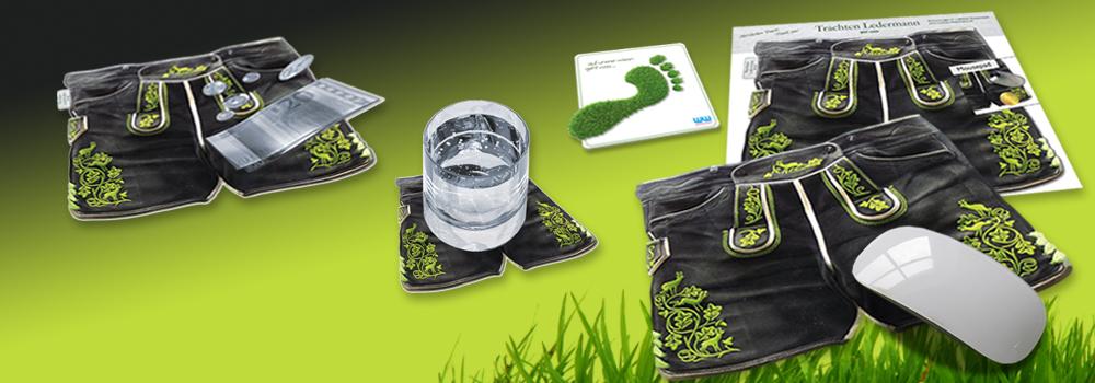 Besondere Mousepads im individuellen Design